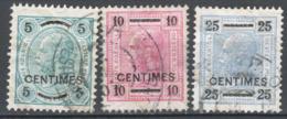 Uffici A Creta 1903 Unif.1/3 O/Used VF/F - Oostenrijkse Levant