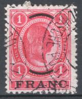 Uffici A Creta 1903 Unif.5 O/Used VF/F - Oostenrijkse Levant