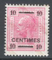 Uffici A Creta 1903 Unif.2 */MH VF/F - Oostenrijkse Levant