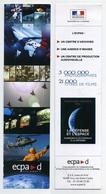 Marque-page - ECPAD - Etablissement De Communication Et De Production Audiovisuelle Du Ministère De La Défense - Marque-Pages