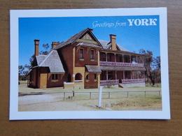 Australia / York, Old Hospital -> Unwritten - Australie
