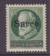 Saargebiet MiNr. C31 ** Gepr. - 1920-35 League Of Nations