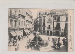 Cartolina -  Palermo - Piazza Della Rivoluzione - Palermo
