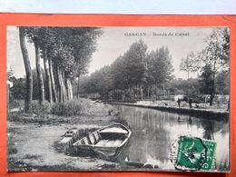 CPA (93) Gargan. Bords De Canal. (O.583) - Livry Gargan