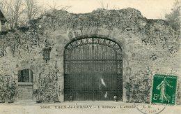 VAUX DE CERNAY L'ABBAYE L'ENTREE - Vaux De Cernay