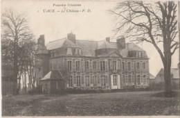 W4-80) CAUX (PICARDIE ILLUSTREE) LE CHATEAU - (2 SCANS) - France