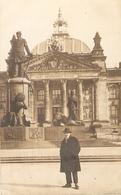 Berlin :  Statue De Bismarck En Reichstag 1921 --- Fotokaart - Autres
