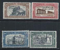Somalie Italienne YT 102-105 X / MH - Somalia