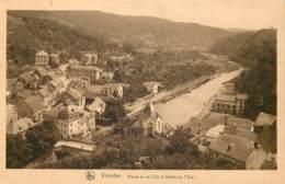 Luxembourg - Vianden - Partie De La Ville Et Vallée De L ' Our - Vianden