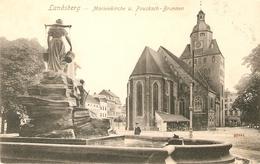 Landsberg : Marienkirche - Landsberg