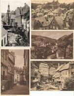 Monschau ( Montjoie ) : 5 Cp - Monschau