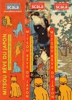 3 Marque Pages MITSOU RÊVE DU JAPON Nouvelles Editions SCALA  - Bookmarks - Marcapàginas - Bokenleggers - Marque-Pages