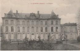 W23- 80) LE QUESNEL (SOMME) LE  CHATEAU   - (2 SCANS) - France