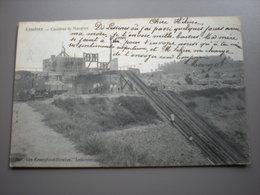 LESSINES - CARRIERES DU MOUPLON (3) 1906 - Lessines