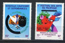 Nouvelle-Calédonie YT 505-506 XX / MNH - Neufs