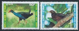 Nouvelle-Calédonie YT 510-511 XX / MNH Oiseau Bird Animal Wildlife - Neufs
