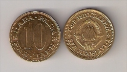 Yugoslavia 10 Para 1978. High Grade - Yugoslavia