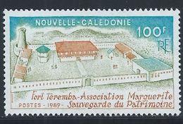 Nouvelle-Calédonie YT 584 XX / MNH - Neufs