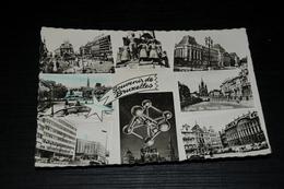 10641           BRUXELLES  BRUSSEL - 1958 - Belgio