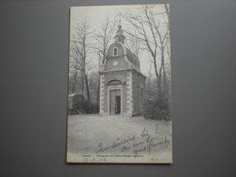 JUMET - CHAPELLE DE NOTRE-DAME AU BOIS 1902 - Charleroi