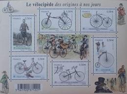 PTT/867 - 2011 - LE VELOCIPEDE - N°F4555 BLOC NEUF** - Cote (2020) : 12,00 € - Blocs & Feuillets