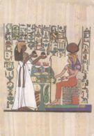 Egypte - Abou Simbel - Offrande De Nefertari à Hathor - Otros