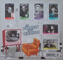 PTT/871 - 2013 - LES PIONNIERS DE LA TV - N°F4811 BLOC NEUF** - Cote (2020) : 11,00 € - Blocs & Feuillets