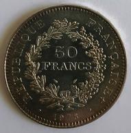 50 Francs Hercule 1978 TTB/SUP - Frankrijk
