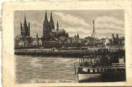 Gravure Koeln Am Rhein RV - Koeln
