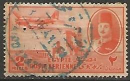 EGYPTE  / POSTE AERIENNE N° 29 OBLITERE - Poste Aérienne