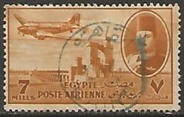 EGYPTE  / POSTE AERIENNE N° 32 OBLITERE - Poste Aérienne