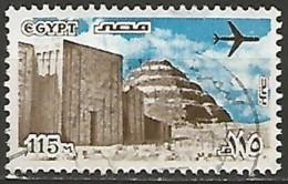 EGYPTE  / POSTE AERIENNE N° 161 OBLITERE - Poste Aérienne