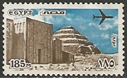EGYPTE  / POSTE AERIENNE N° 167 OBLITERE - Poste Aérienne
