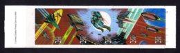 ETATS-UNIS 1993 - Carnet Yvert C 2132 - Scott #2745a - NEUF** MNH - Fantaisie Spaciale - 1981-...