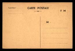 GUERRE 39/45 - CARTE DE FRANCHISE MILITAIRE - Marcophilie (Lettres)