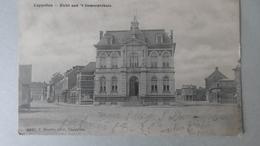 WW1_DAY 1 & 2 / 4 & 5 August 1914. CAPELLEN To CHATELET. PK Kapellen. See TEXT, Soldat Lebliez Forteresse Cappellen - Guerre 14-18