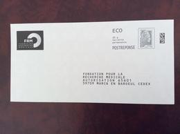 PAP Ecopli Marianne L'engagée POSTREPONSE FRM - 2018-... Marianne L'Engagée