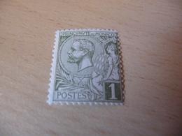 TIMBRE  DE  MONACO  ANNÉE   1891-94      N 11   COTE  2, 00  EUROS  NEUF  LUXE** - Neufs