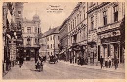 TARNOPOL : UL. TRZECIEGO MAJA / DRITTE MAI GASSE - 1918 - RRR !!! (ae483) - Ukraine