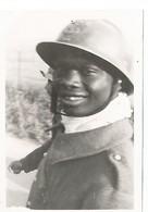 Orig Photo All WW2 :  EPINAL ( 88 ) Prisonnier SENEGALAIS  , Campagne De France ,  Juin 1940 - 1939-45