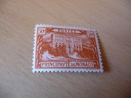 TIMBRE  DE  MONACO  ANNÉE   1922-23      N 56   COTE  1, 00  EUROS  NEUF  SANS  CHARNIÈRE - Monaco