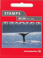 NEW ZEALAND 2004  BOOKLET  $4,50  LANDSCAPES SG 122 MNH - Unused Stamps