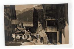 1366  Brienz, Dorfpartie - Suisse