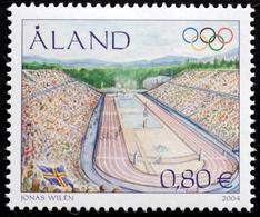 Aland 2004  Olympic Summer Games, Athens Greece  MiNr.240   MNH (**)  (lot  F 556) - Aland