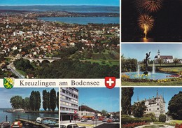 Kreuzlingen Am Bodensee, Mehrbildkarte - TG Thurgovie