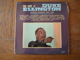 """33 Tours 30 Cm - DUKE ELLINGTON  - FESTIVAL 130  """" FRANKIE & JOHNNY """" + 21 ( 2 DISQUES ) - Vinyl Records"""