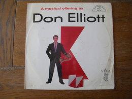 "33 Tours 30 Cm - DON ELLIOTT   - ABC 106   "" SOON "" + 11 - Vinyl Records"