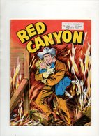 Red Canyon N°15 Le Village En Flammes - King Le Vengeur De 1955 - Arédit & Artima