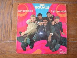 "33 Tours 30 Cm - THE EQUALS  - FONTANA 885536  "" BABY COME BACK "" + 11 - Vinyl Records"