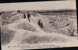 3750  POMPELLE   14 18    ??????   NON  ECRITE - Oorlog 1914-18